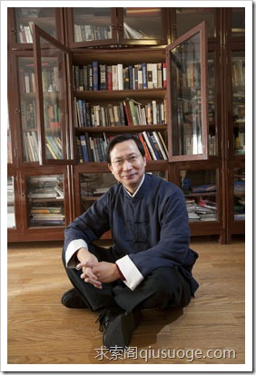 中国新闻周刊十年影响力之科学教育人物:饶毅