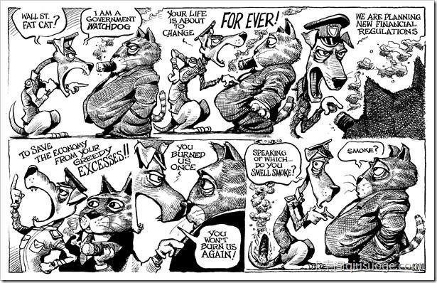 伊朗和华尔街