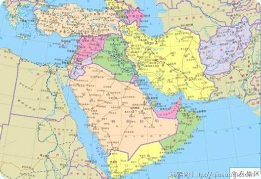 井底望天:巴以冲突牛鼻子 美国中东新政策