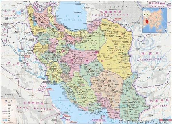 井底望天:中东乱局半世纪 风云变幻看伊朗