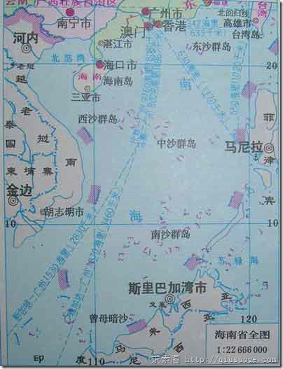 井底望天:闲话海上漂浮岛 再谈南海攻守策