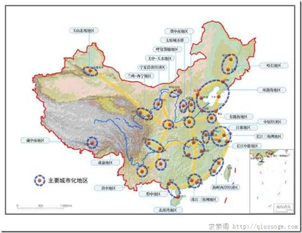 井底望天:石油淡水农产品 中国发展大格局