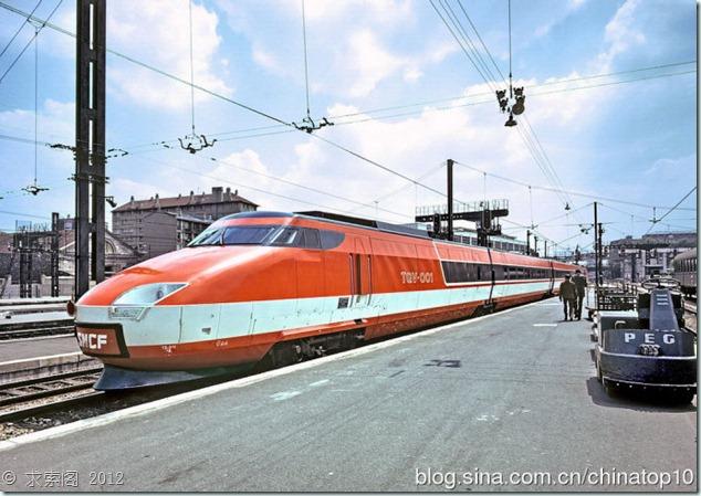 高铁风云–世界高速铁路百年史话(七)