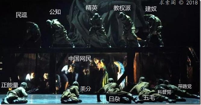 白云先生:看不见硝烟的文化战争 求索阁