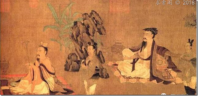 白云先生:士人的没落—-从帝王师到下九流