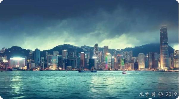 白云先生:香港,在历史的转折点上